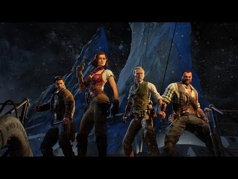 Official Call of Duty®: Black Ops 4 Zombies – Voyage of Despair