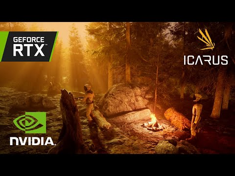Icarus | Official GeForce RTX Global Illumination Reveal Trailer