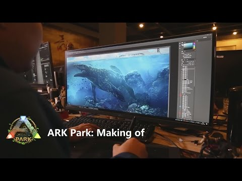 The Making of ARK Park