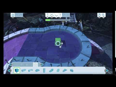 Infinite Minigolf - Let's Play - Editor Demo [Gaming Trend]