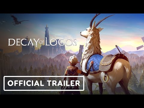 Decay of Logos - Official Release Date Trailer