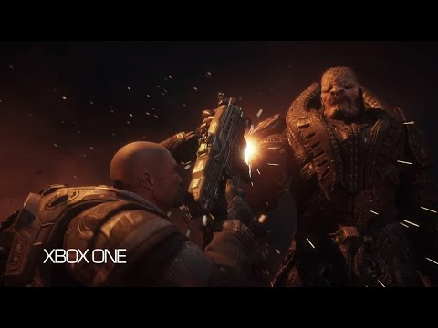 Behind the Scenes - Recreating the Cinematics of Gears of War