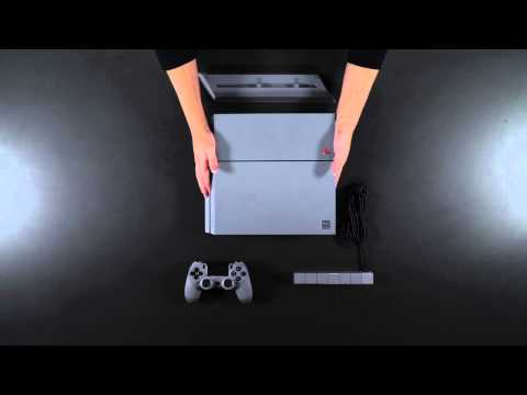 EXCLUSIVE PS4 20th Anniversary Limited Edition UNBOXED   #20YearsOfPlay