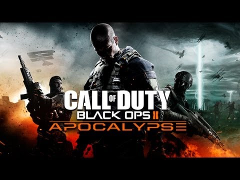 Official Call of Duty: Black Ops 2 Apocalypse DLC Map Pack Preview Video