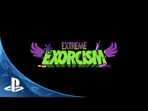 Extreme Exorcism – Teaser Trailer | PS4, PS3