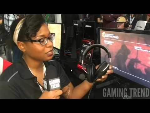 HyperX Cloud X Headset - PAX South [Gaming Trend]