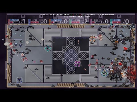 Circuit Breakers Xbox One Six Player Co-Op Gameplay Trailer - Releasing in Mid 2017