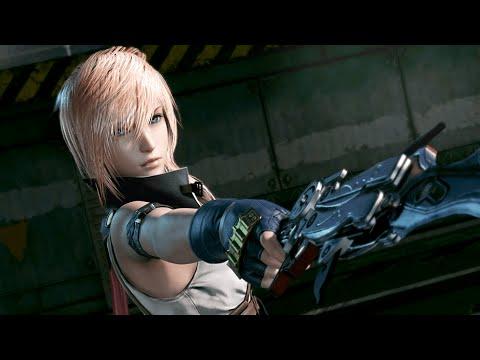 Dissidia Final Fantasy Arcade Trailer (No Audio)
