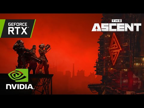 The Ascent | Official GeForce RTX Reveal Trailer