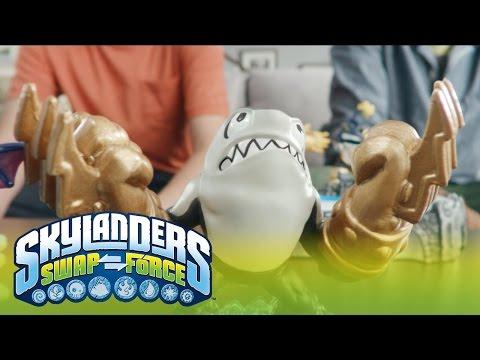 """Official Skylanders: """"Countdown"""" Trailer l SWAP Force l Skylanders"""