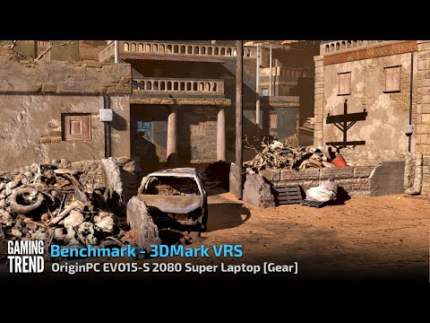OriginPC EVO-15S - 3DMark VRS Tests Benchmark [Gaming Trend]