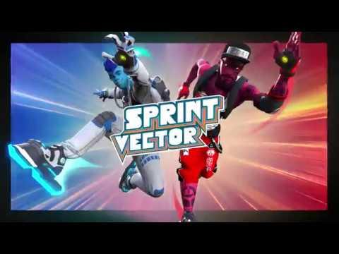 Sprint Vector - Gameplay Teaser