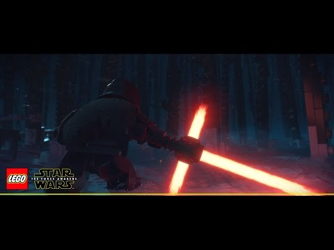 LEGO® Star Wars™: The Force Awakens™ - Official Game Announcement Trailer | Coming June 28, 2016