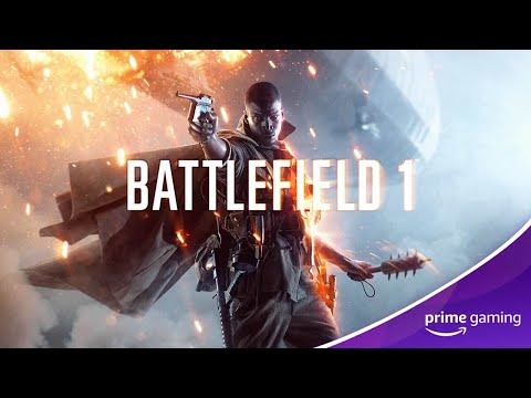 EA's Battlefield 1 is FREE with Prime Gaming!