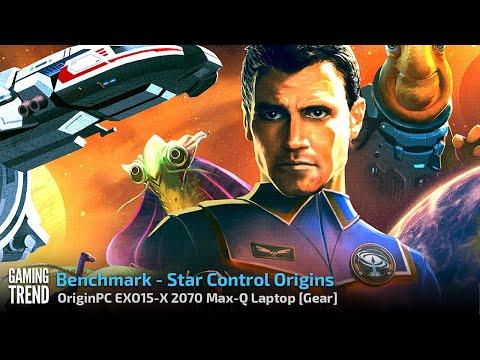 OriginPC EON15-X 2070 Max-Q AMD Laptop - Benchmark - Star Control Origins [Gaming Trend]