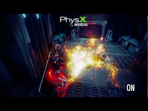 Warframe PhysX Trailer