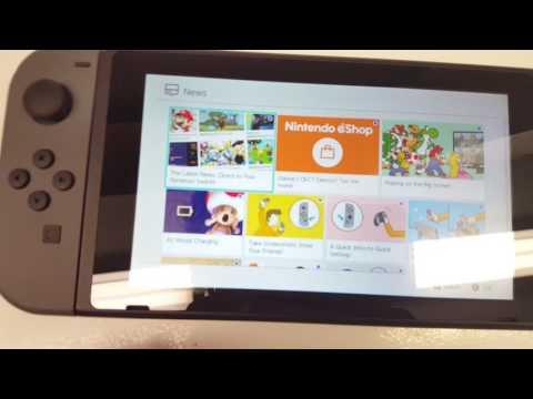 Nintendo Switch - OS