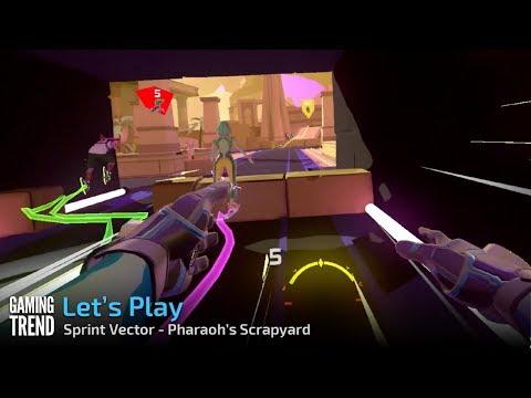 Sprint Vector - Pharaoh's Scrapyard