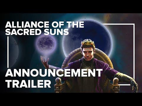 Alliance of the Sacred Suns - Steam Trailer