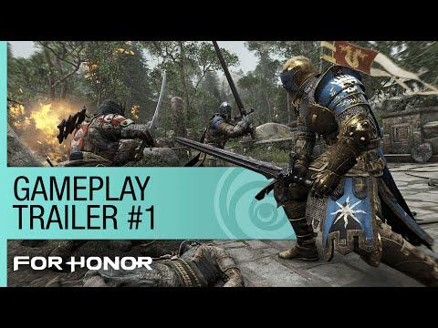 For Honor Multiplayer Gameplay Trailer #1 - E3 2015 [US]