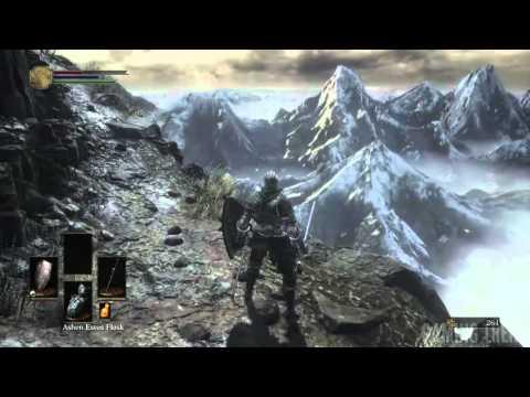 Dark Souls III gameplay demo - Xbox Spring Showcase [Gaming Trend]