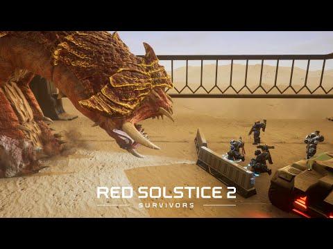 Red Solstice 2: Survivors - Missions