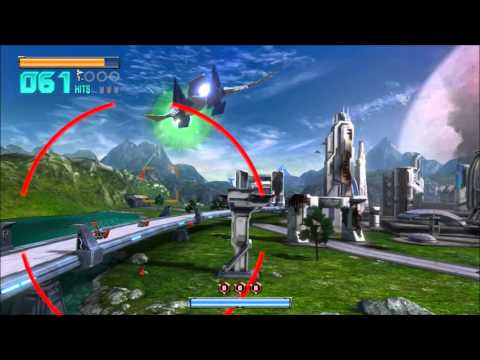 Star Fox Zero Corneria Gameplay [Gaming Trend]