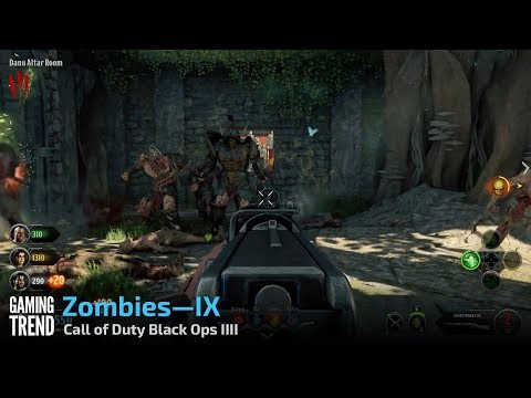 Black Ops 4- Let's Play Zombies - IX