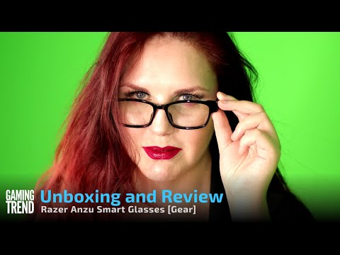 Razer Anzu Smart Gaming Glasses Unboxing and Review [Gaming Trend]