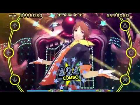 Persona 4: Dancing All Night: Yosuke