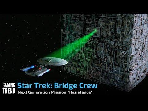 Star Trek: Bridge Crew The Next Generation- Mission 'Resistance'