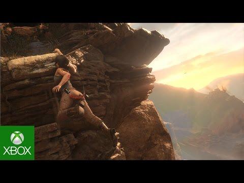 Rise of the Tomb Raider Gamescom Demo