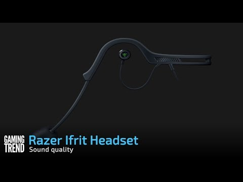 Razer Ifrit microphone sound quality [Gaming Trend]