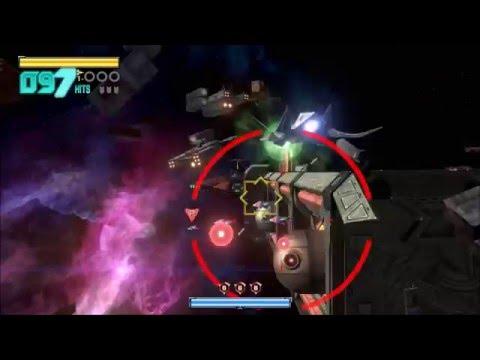 Star Fox Zero Sector Alpha Gameplay [Gaming Trend]