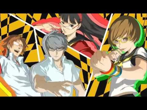 Persona 4 Golden: E3 Trailer