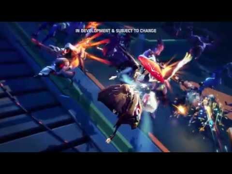 Battleborn E3 Gameplay Demo