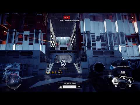 Star Wars Battlefront II - Strike - Death Star II - Rebels - Let's Play [Gaming Trend]