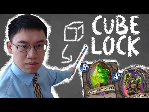Trump's Kobolds & Catacombs Teachings - Cube Lock