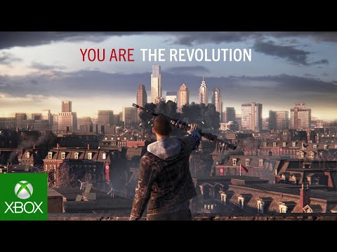 Official Homefront: The Revolution 'Thank You' Trailer
