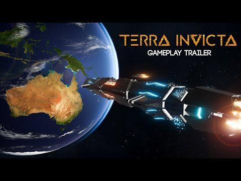 Terra Invicta Gameplay Trailer