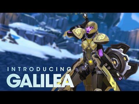 Battleborn: Galilea Character Highlight
