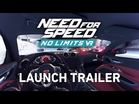 Need for Speed No Limits VR 360 Launch Trailer