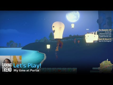 Let's Play! My Time at Portia