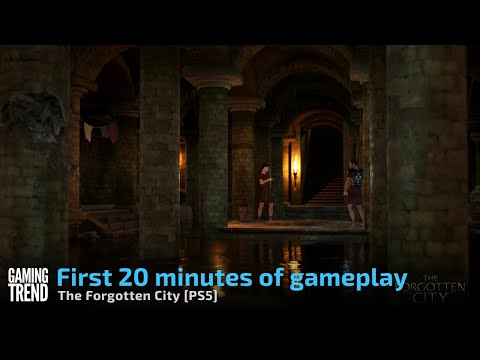 The Forgotten City - First 20 Minutes of gameplay on PS5 - [Gaming Trend]