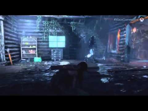 Gamescom 2015 - Rise of the Tomb Raider