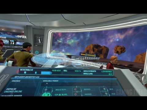 Star Trek Bridge Crew - Kobayashi Maru - 4 Player [Gaming Trend]
