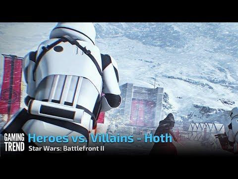 Star Wars Battlefront II - Heroes vs. Villains - Hoth