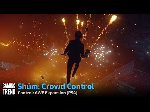 Shüm: Crowd Control : Control AWE Expansion [PS4] - [Gaming Trend]