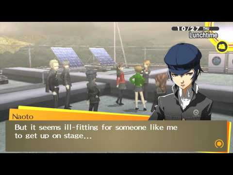 Persona 4 Golden: Fun With Friends