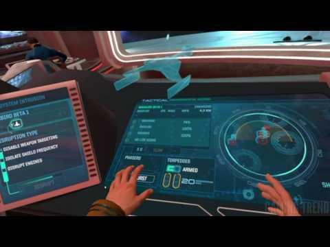 Star Trek Bridge Crew - Ongoing Voyage [Gaming Trend]